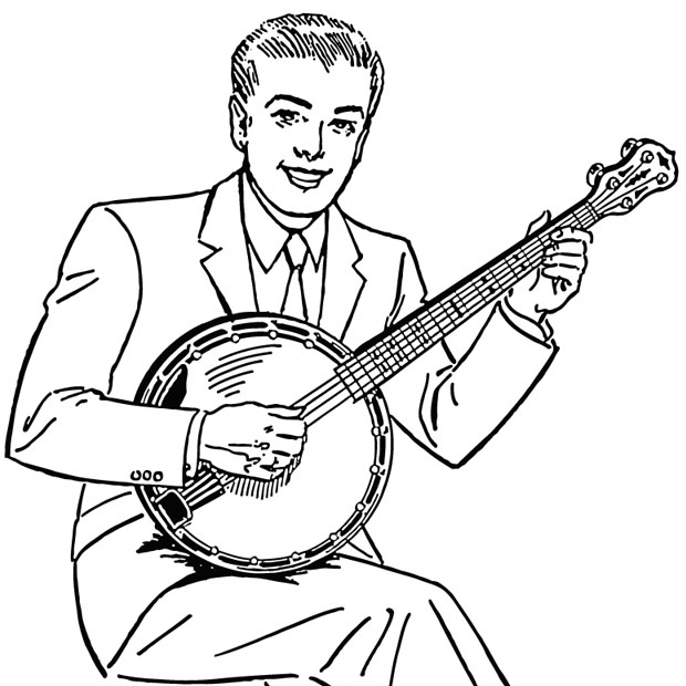 Gimme some banjos and soft guitar