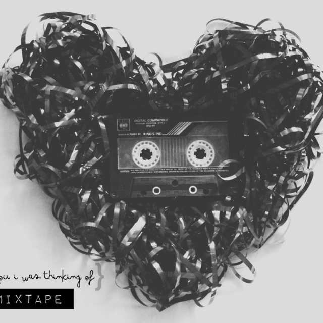 MIXTAPE FOR NO ONE: It Was You I Was Thinking Of ♡