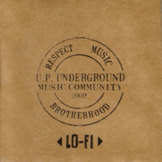 The U.P. Underground Music Community Lo-Fi 4
