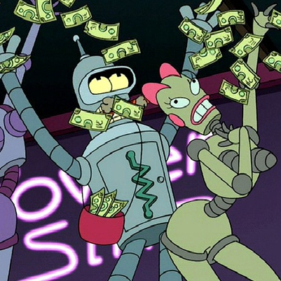 Stripperbot Dance Party
