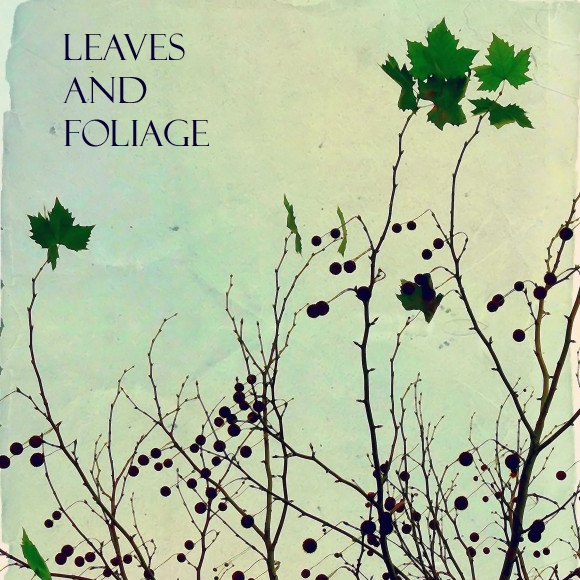 INDIEheimat... leaves and foliage Vol.1