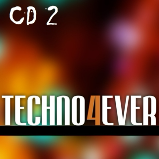 Techno4Ever CD2