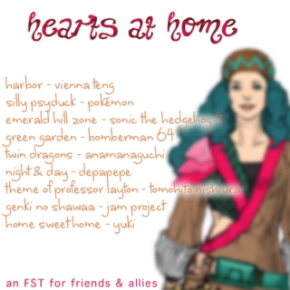 Friends & Allies: Hearts at Home