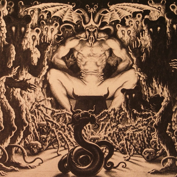 The Satanic, gore infested metal bonanza