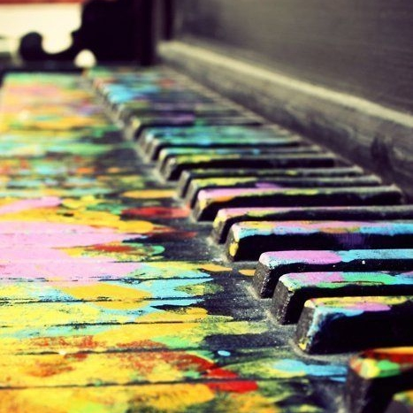 Why I learnt to play piano
