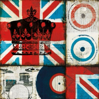 Ryan's Cliché British English United Kingdom Rock Mix