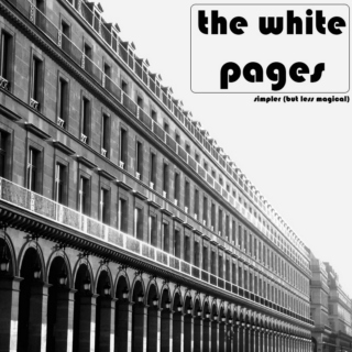 simpler (but less magical) - the white pages
