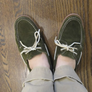 Khakis and Topsiders