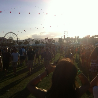 Take Me Back to Coachella<3
