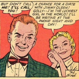 Doc and Wendy Sing Jimmy Olsen's Blues