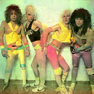 Ridiculous 80's