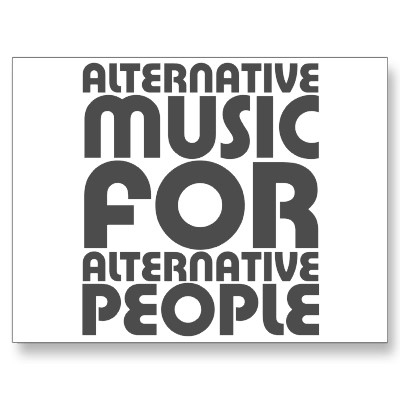 what I think of as Alternative