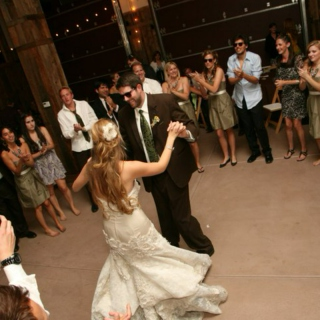 Wedding: Processional to Garter Toss