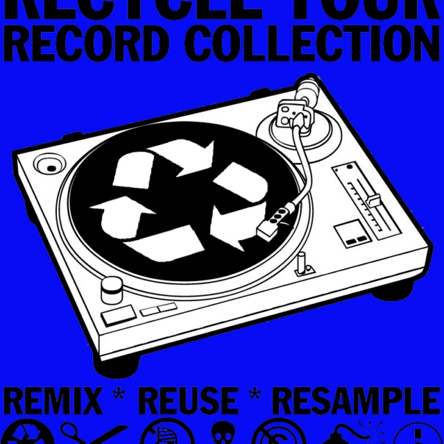 Recycled Record Collection Vol. 2
