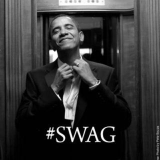 Presidential Swag.