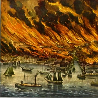 Ode To The Great Chicago Fire