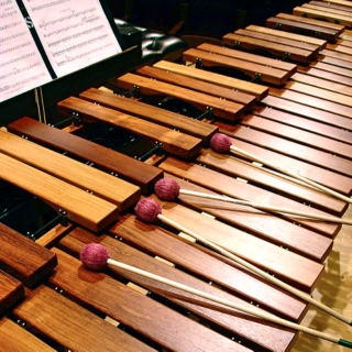 a tribute to the marimba