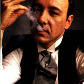 Kevin Spacey's voice is in this coffeehouse