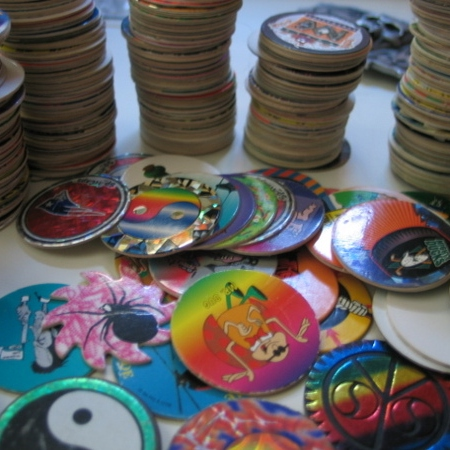 Anyone up for some Pogs ?