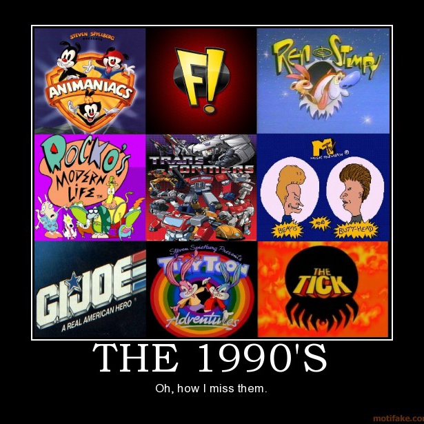 why i miss the '90s