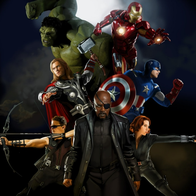 We're a Time-Bomb: An Avengers Mix