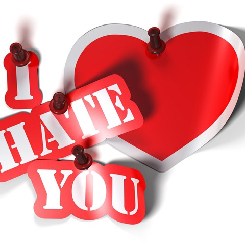Love Me Or I Hate You