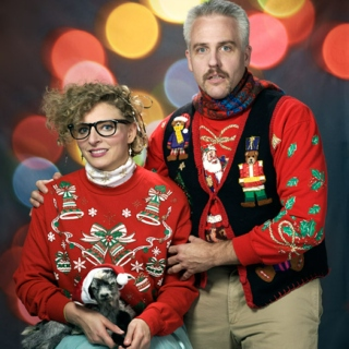 UglyChunky Sweater Party.