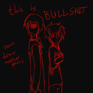 Dave/Karkat: this is BULLSHIT