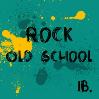 Rock Old School