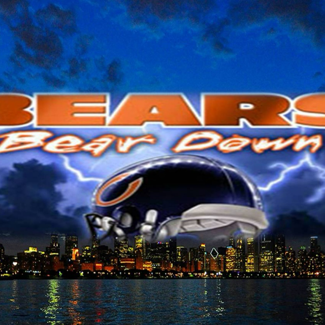 BEARDOWN CHICAGO BEARS