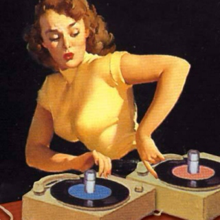 Weird/Cool Tunes from the 50s