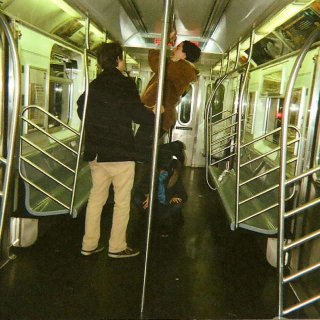 Drunk on the Subway
