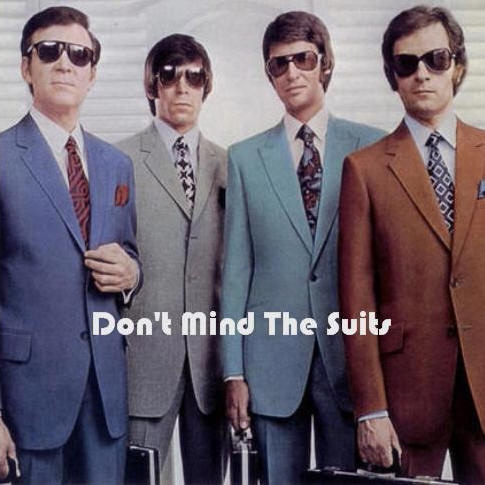 Don't Mind The Suits - a flamgirlant mixtape