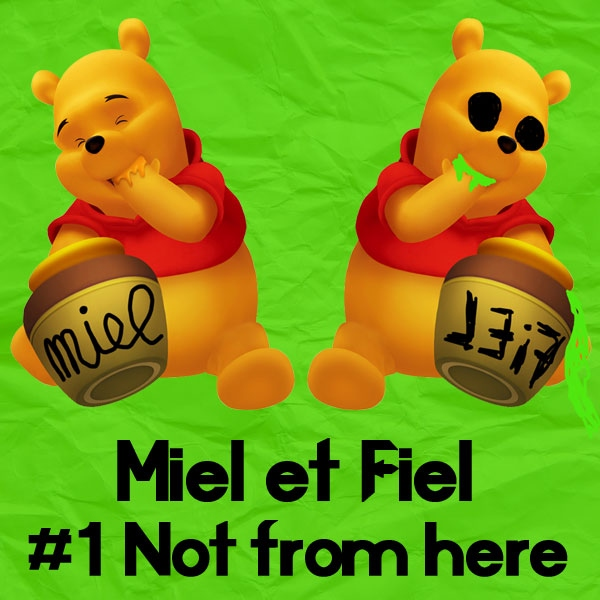 MEF#1 Not from here