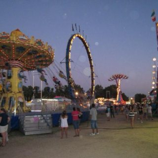 Carnival and Funfair and Circus