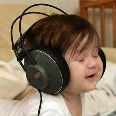 Life is better with headphones.