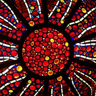 Stained Glass Epiphany