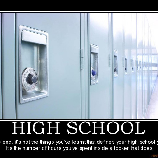 High School Sucks