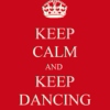 Dance until your legs are sore... then keep dancing