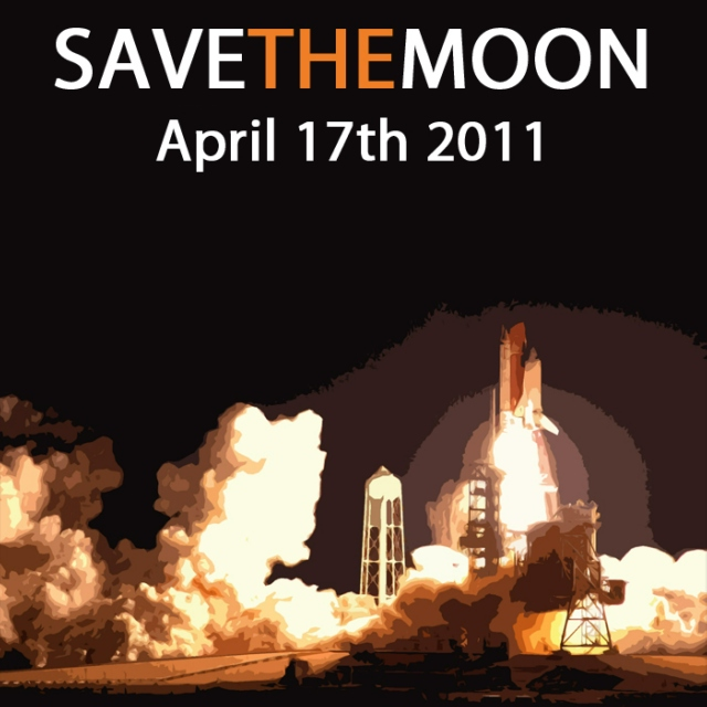 Save the Moon: April 17th