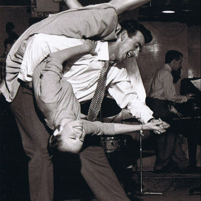 Unconventional Swing Dancing Music