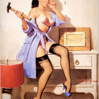 Pin-up selection