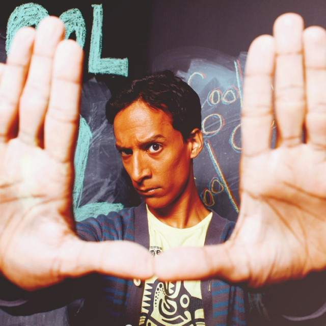 I don't even believe in God, but I love me some Abed