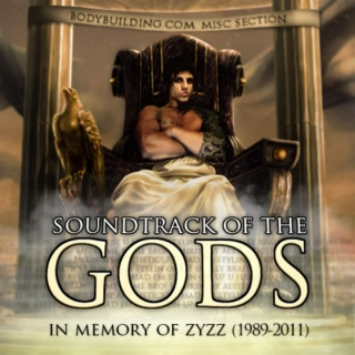 Zyzz tribute - Soundtrack of the Gods