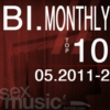 sexmusic's bi monthly top 10 - may 2011 - 2