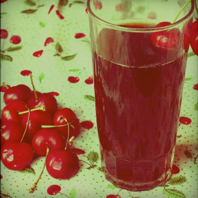 Dancing in the Black Velvet Cherry Cola Makes Your Dreams Come True
