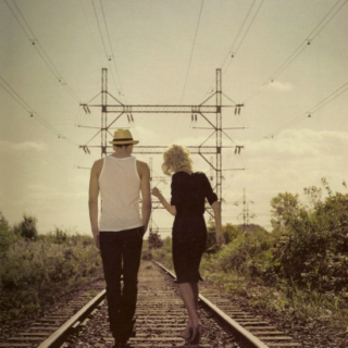 Even If We Miss The Train, We'll Get Somewhere