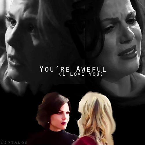 You're Awful (Swan Queen)