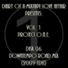 006: Downtempo Road Mix      [Volume 1 - Project ONE: Disk 06]