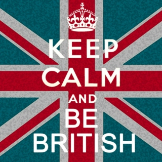 Keep Calm And Be British Vol. 1